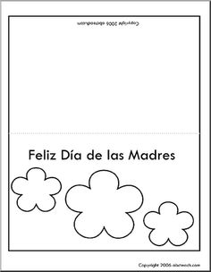 Writing a mothers day greetings in spanish