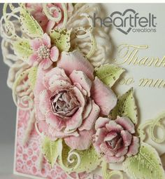 Debuting the Classic Rose Collection - Heartfelt Creations