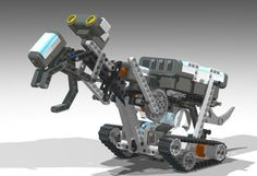 Lego mindstorm project ideas