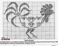 """Милые сердцу штучки: Техники вышивания. Часть 9: """"Достоинство в простоте"""" или уникальная вышивка квакеров"""