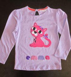 cocodrilova: camisetas gatitos