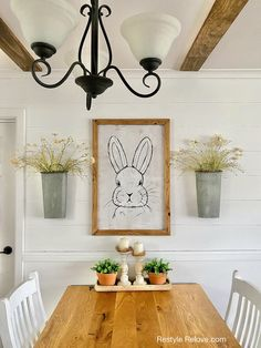 My 2021 Farmhouse Style Easter Home Tour Rustic Farmhouse, Farmhouse Style, House Tours, Easter, Decorating, Wood, Diy, Inspiration, Furniture