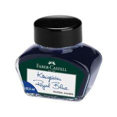 Faber Castell Royal Blue (62.5 ml bottled ink)