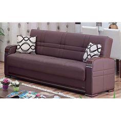 Empire Furniture USA Alpine Living Room Convertible Sofa - SB-ALPINE