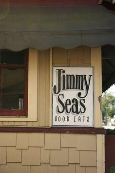 Restaurant Review- JimmySeas.  Oak Bluffs, Martha's Vineyard