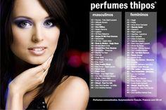 A thipos é uma grife nacional que fabrica perfumes contratipos e representa uma grande linha de cosméticos. Há mais 5 anos no mercado, a empresa está crescendo consideravelmente. Na WalvisBay você encontra todos os produtos da Thipos com os melhores preços e condições. www.walvisbay.com.br