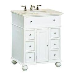Home Decorators Collection Winslow 33 In Vanity In
