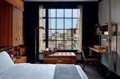 Onde ficar na cidade que nunca dorme? Hospedagens cercadas de arte e design na Big Apple