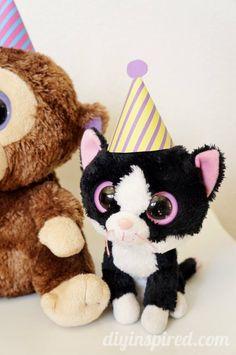 b25cab4724b 72 Best beanie boo birthday ideas images