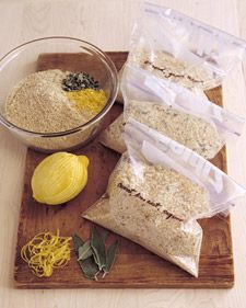 Breading mixes