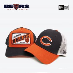 Casquette Chicago Bears