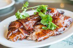 Roast Duck 招牌燒鴨 - Hong Kong Food Street