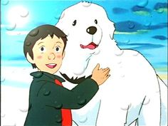 belle et sébastien anime - Bing images Famous Cartoons, Classic Cartoons, Funny Cartoons, Cartoon Gifs, Cartoon Characters, Belle And Sebastian, Tv Tropes, Anime Manga, Anime Boys