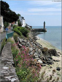 Phare de la Pointe à l'Aigle - Plerin, Bretagne