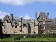 Château de Rosmorduc proche de nos chambres d'hôtes sur la presqu'ile de Logonna-Daoulas en rade de Brest  | Finistère Bretagne