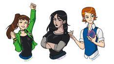 Ben 10 Alien Force, Ben 10 Omniverse, Body Swap, Cartoon Network, Disney Characters, Fictional Characters, Pokemon, Childhood, Hero