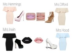 """""""Mrs. 5 Seconds Of Summer"""" by marianaraposo on Polyvore featuring WearAll, Yves Saint Laurent, Giuseppe Zanotti, Sam Edelman, Qupid and Lime Crime"""