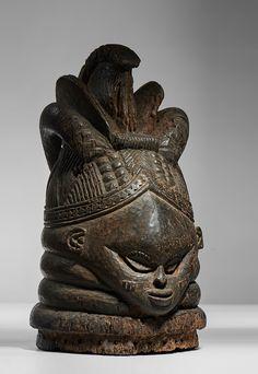 African Masks, African Art, Animal Sculptures, Lion Sculpture, Art Premier, First Humans, African Beauty, Sierra Leone, Oeuvre D'art