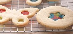 Sandra Lee Stained Glass Cookies- Stained Glass Cookies Great for Easter