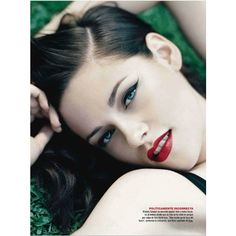 Kristen Stewart GQ Spain 6 ❤ liked on Polyvore featuring models