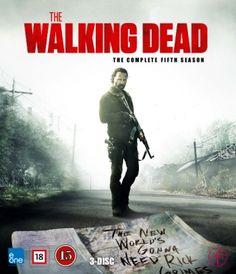 The Walking Dead - Kausi 5 (Blu-ray) 34,95€