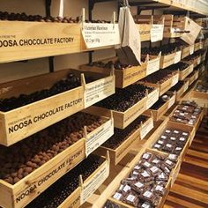 Noosa Chocolate Factory, Brisbane City | 23 Gluten-Free Dishes In Brisbane That Might Just Change Your Life