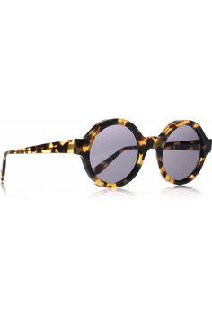 Illesteva 'Frieda' sunglasses #GOWS #platinumlist #weddingstyle #graceormonde #luxuryweddings