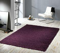 """Design Hochflor Teppich """"Mellow"""". Dieses Modell ist in folgenden Größen erhältlich: 80x150 120x170 160x230 190x280  Weitere tolle Design Teppiche & Wohnaccessoires finden Sie unter: www.beganta.de"""