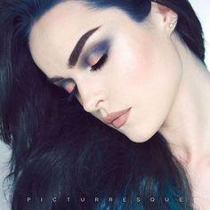 F I X A T E D  Melt - Fixated, Amelie, Dark Matter  Kryolan - Tiramisu  Maybelline - Lash Stiletto Mascara  Lips  Nyx - Soft Matte Abu Dhabi