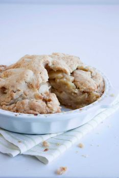 Gluten-free apple pie recipe!