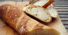 Természetesen nem csak kenyeret lehet sütni természetes kovásszal (vadkovásszal). Íme néhány nagyszerű péksütemény, gyökér... Bread Dough Recipe, Ciabatta, Bread Rolls, Winter Food, Bread Recipes, Breads, Drink, Modern