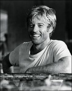 Robert Redford. Even now as an older man hes handsome!.