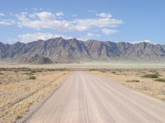 Namibia. Red deserts, dramatic scenery & teeming game reserves - this country has it all. #Africa #travel #landscape