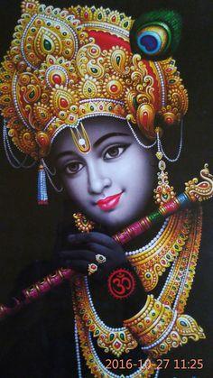 Radha Krishna on Swing Krishna Leela, Baby Krishna, Cute Krishna, Radha Krishna Love, Jai Shree Krishna, Ganesha Pictures, Ganesh Images, Lord Krishna Images, Radha Krishna Images