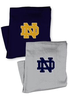 Leather Accent Tag - Notre Dame University by VIDA VIDA 9ofXnYxAh
