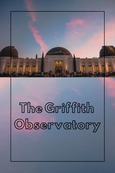 Staying at Downtown Los Angeles hotels means you get to spend time visiting famous nearby landmarks like the stunning Griffith Observatory which boasts beautiful architecture. Griffith Observatory, Griffith Park, I Love La, Downtown Los Angeles, Beautiful Architecture, Exploring, Taj Mahal, Traveling, Hotels