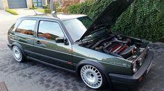 Golf Mk1, Volkswagen Golf Mk2, Vw Mk1, Vw Classic, Street Racing Cars, Import Cars, Hot Wheels, Cool Cars, Cars