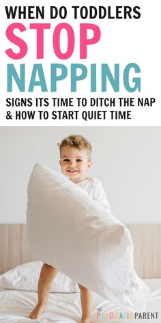 Toddlers Stop Napping: What To Do Now When Nap Time for Toddlers Ends When do toddlers stop napping, the signs your toddler is ready to stop napping and what to do now when your toddler no longer takes a nap. Toddler Behavior, Toddler Discipline, Child Behaviour, Toddler Sleep, Baby Sleep, Child Sleep, Toddler Toys, Parenting Toddlers, Parenting Advice