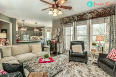 Living Room Jennifer Allwood 2