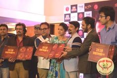 Audio Music Album of Upcoming Bengali Film Har Har Byomkesh Launched; Abir Chatterjee Steps into the New Year as Byomkesh again  Read more: http://sholoanabangaliana.in/blog/2015/12/16/audio-music-album-of-upcoming-bengali-film-har-har-byomkesh-launched-abir-chatterjee-steps-into-the-new-year-as-byomkesh-again/#ixzz3uUYQMRzU