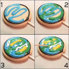 Earth Day cookie!