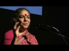Keynote Speech by Dr. Vandana Shiva at the Soil Not Oil International Conference Practicing Sustainable Agriculture to Restore Ecosystems and Mitigate Climat. Vandana Shiva, Richmond California, Environmental Justice, Keynote Speakers, Organic Chemistry, Natural World, Ecology, Mother Earth, Climate Change