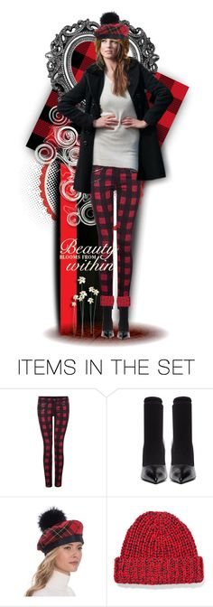"""Colored Plaid - NEW CONTEST"" by tracireuer ❤ liked on Polyvore featuring art"