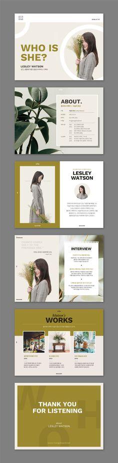 프레젠테이션 템플릿 / 프레젠테이션 디자인 / 망고보드 Ppt Design, Book Design Layout, Slide Design, Web Layout, Branding Design, Graphic Design, Editorial Layout, Editorial Design, Cosmetic Web