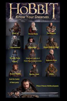 James Nesbitt Dwarf!!! Hehehe