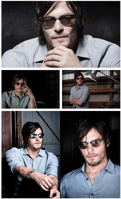 Norman Reedus - Daryl Dixon, The Walking Dead