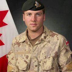 Caporal Patrick Lormand, décédé le 13 sept 2009.  Membre du 2e Bataillon en opération avec le GT 2e Bataillon Royal 22e Régiment