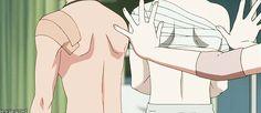 Naruto and Sasuke and Sakura