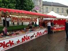 Newtownards Continental Market ... Tuesday 20th - Thursday 22nd May 2014