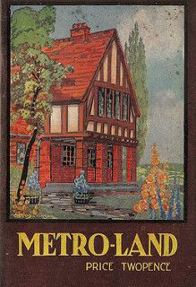 Metro-Land guide - issued by the Metropolitan Railway - 1924